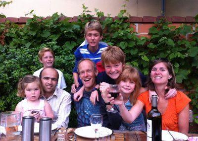 FamilleWelcomeColombes