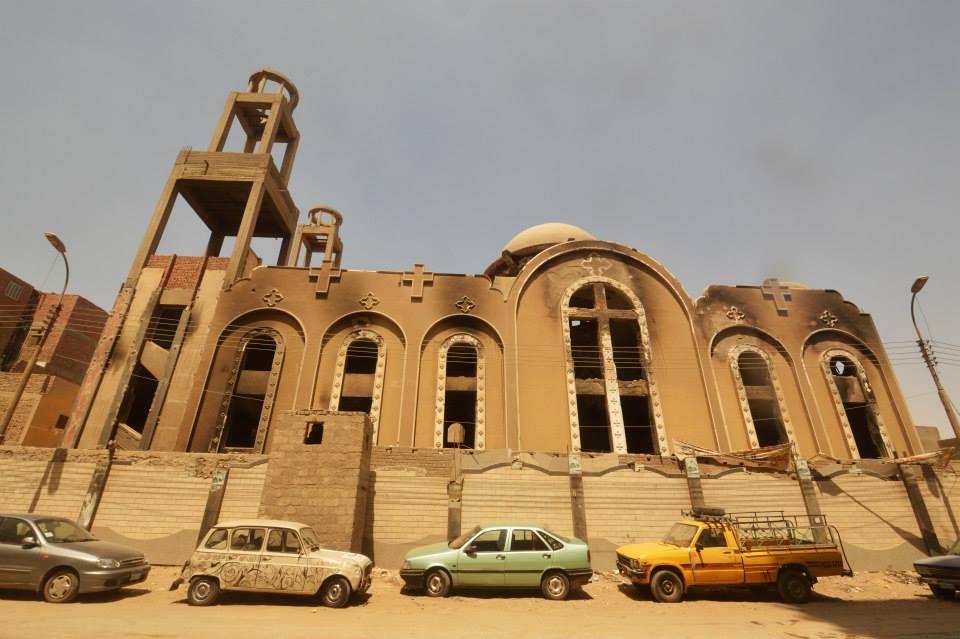 Soutien à l'hôpital Ste Thérèse en Egypte