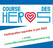 Report de la Course des héros 2021